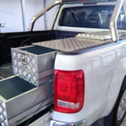 מגירות אחסון לרכב וארגז כלים 112