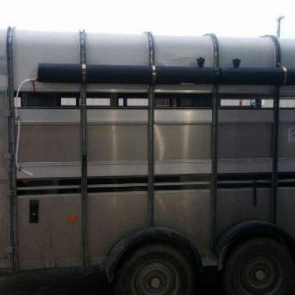 מיכל מים לעגלת סוסים 208