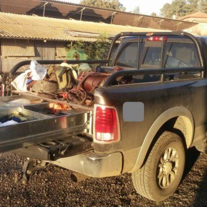 ארגז כלים לרכב, מגירות לרכב, קשת העמסה לטנדר 258