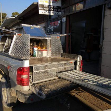 מגירות לרכב, ארגזי כלים לרכב 319