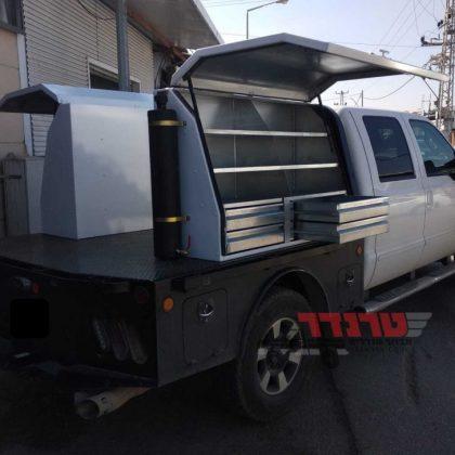 ארגזי כלים לרכב, מגירות ומיכל מים לרכב 377
